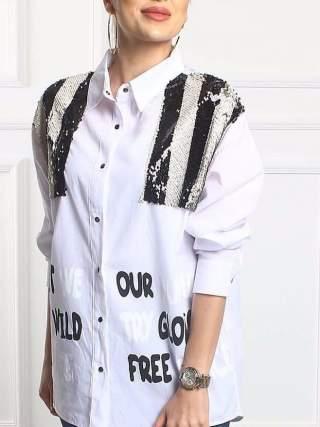 Pullu Kol Gömlek